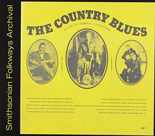 Country Blues Country Blues CD R