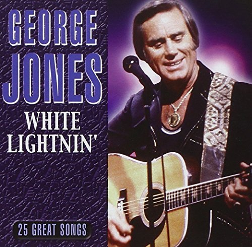 George Jones White Lightnin' Import Gbr