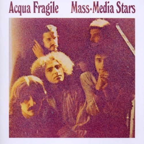 Acqua Fragile Mass Media Stars Import Gbr