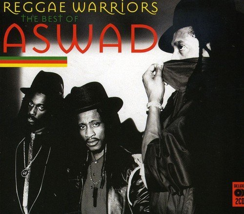 Aswad Reggae Warriors Best Of Aswad Import Gbr 2 CD