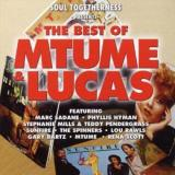 Best Of Mtume Lucas Best Of Mtume Lucas Import Gbr