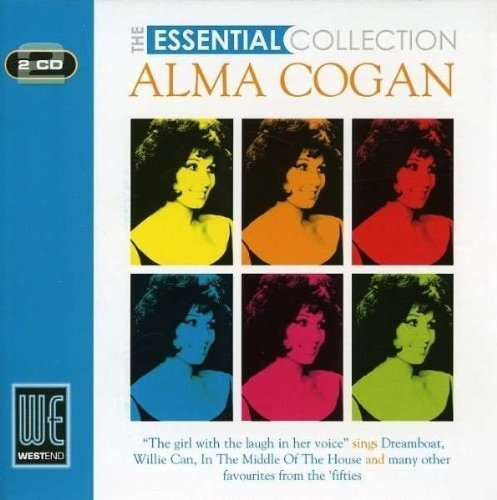 Alma Cogan Essential Collection 2 CD Set