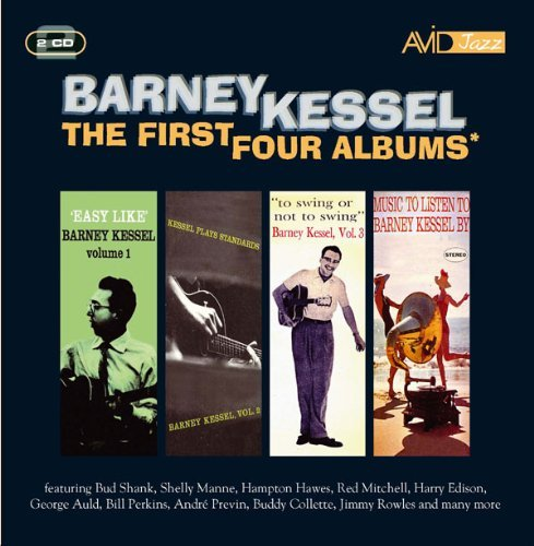 Barney Kessel First Four Albums