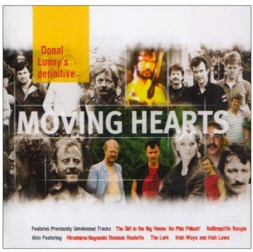 Moving Hearts Definitive Import Gbr