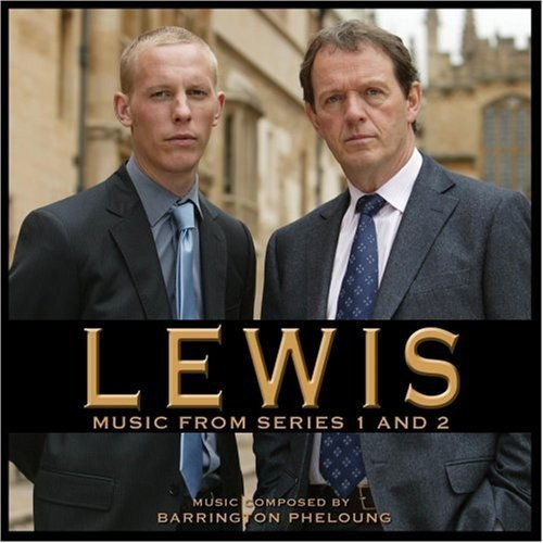Barrington Pheloung Lewis Music From The Series 1 Import Gbr