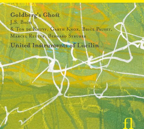 United Instruments Of Lucilin Goldberg's Ghost Knox United Instruments Of Luc