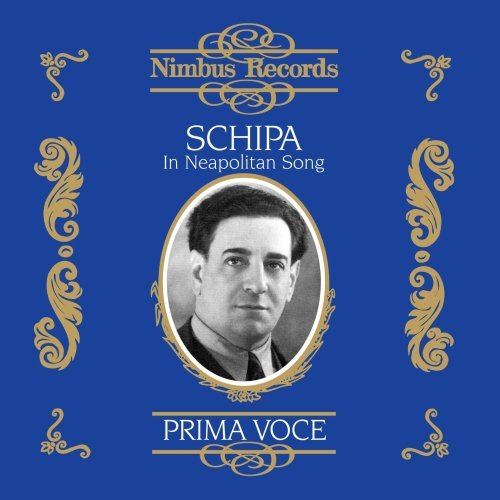 Tito Schipa In Neapolitan Song