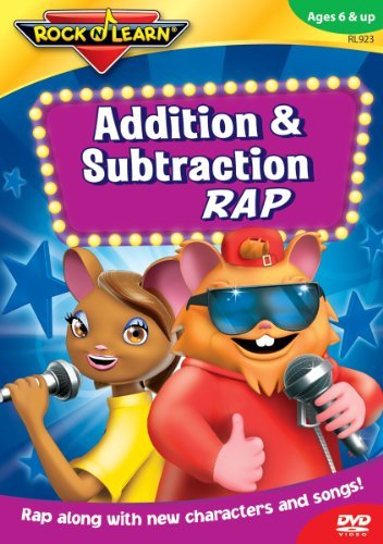 Addition & Subtraction Rap Rock'n Learn Nr