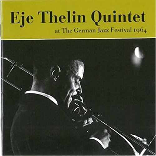 Eje Quintet Thelin/German Jazz Festival 1964@Import-Swe