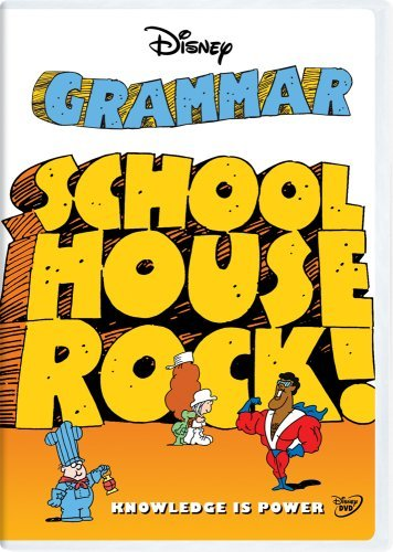 Schoolhouse Rock Gram Schoolhouse Rock Gram DVD Mod This Item Is Made On Demand Could Take 2 3 Weeks For Delivery