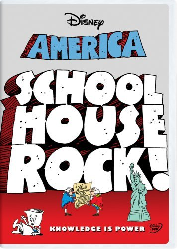 Schoolhouse Rock Amer Schoolhouse Rock Amer DVD Mod This Item Is Made On Demand Could Take 2 3 Weeks For Delivery