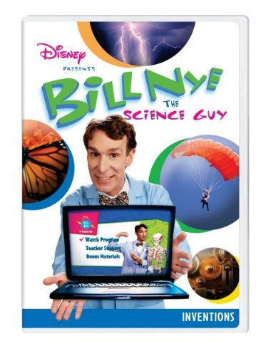 Bill Nye Inventions DVD Mod This Item Is Made On Demand Could Take 2 3 Weeks For Delivery