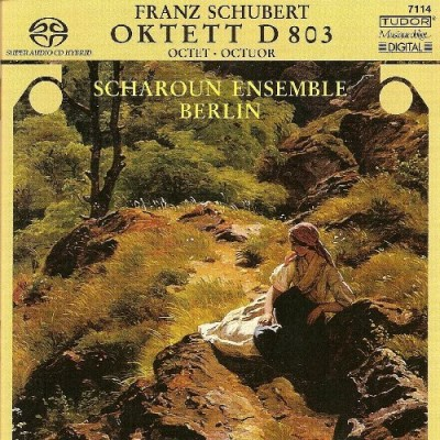 F. Schubert Octet In (f) Sacd Geisler (cl)