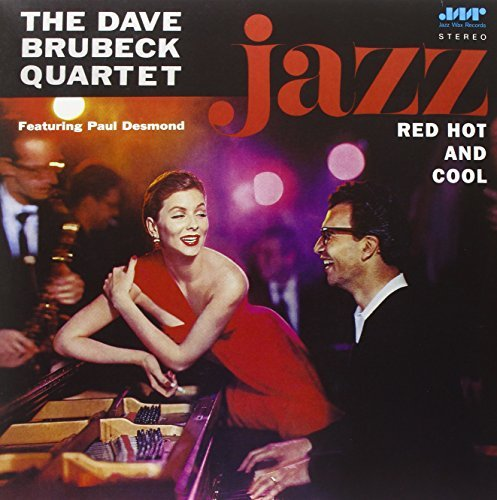 Dave Brubeck Jazz Red Hot & Cool Import Esp 180gm Vinyl
