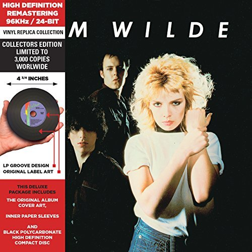 Kim Wilde Kim Wilde Remastered Lmtd Ed.