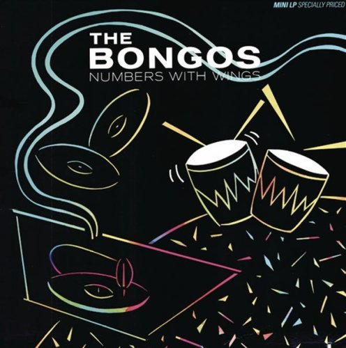 Bongos Numbers With Wings CD R