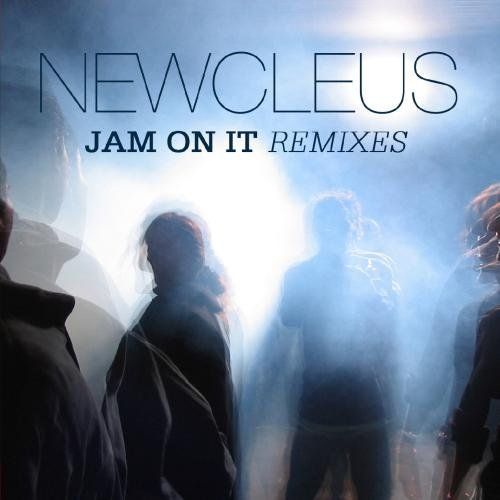 Newcleus Jam On It Remixes CD R