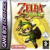 Gba Legend Of Zelda Minish Cap