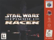 Nintendo 64 Star Wars Episode I Racer E