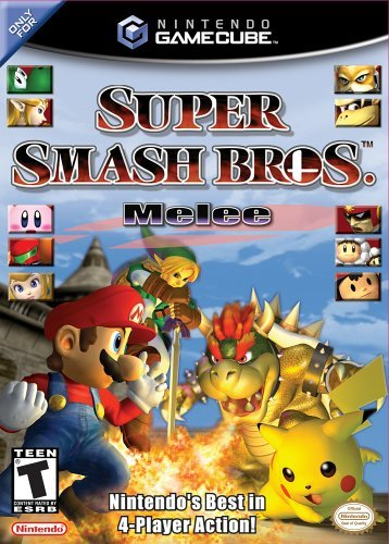Cube Super Smash Bros. Melee