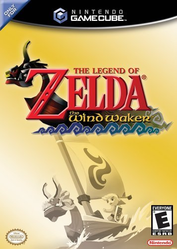 Cube Legend Of Zelda Wind Waker Rated E Grade A