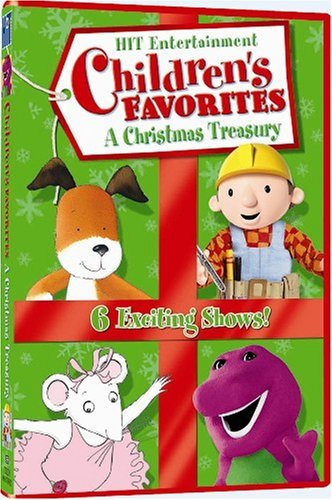 Christmas Treasure Childrens Favorites Chnr