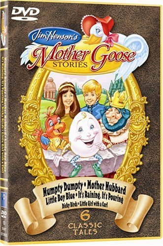 Jim Henson's Mother Goose Stories Humpty Dumpty Mother Hubbard DVD Nr