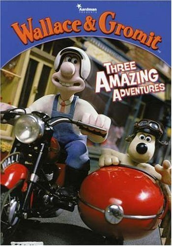 Wallace & Gromit Three Amazing Wallace & Gromit Three Amazing Ws Nr