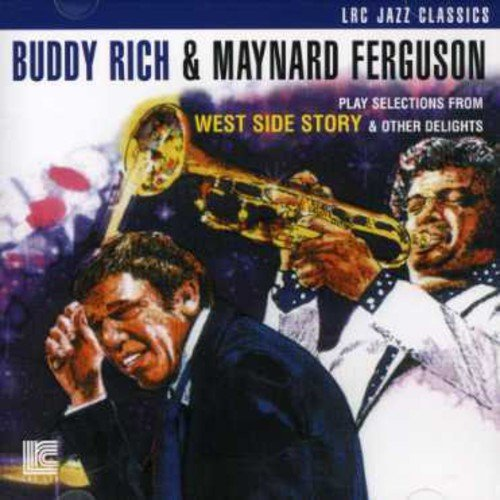 Rich Ferguson Two Big Bands Play West Side S