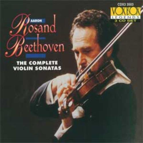Ludwig Van Beethoven/Son Vn 1-10