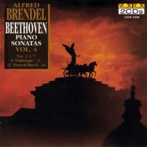 Ludwig Van Beethoven/Son Pno 2/3/7/8/11/12/24