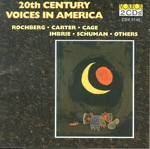 twentieth-century-voices-in-am-20th-century-voices-in-america-de-gaetani-rees-starobin-suderburg-johnson-various