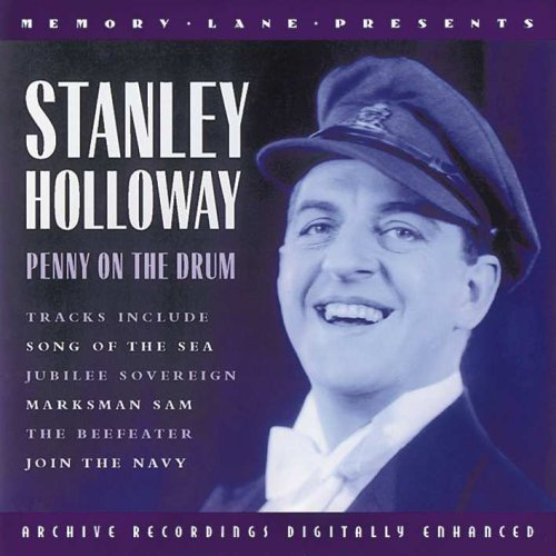 Stanley Holloway Penny On The Drum Import Gbr