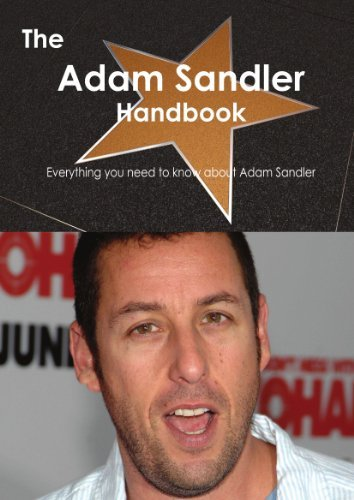 Emily Smith The Adam Sandler Handbook Everything You Need To