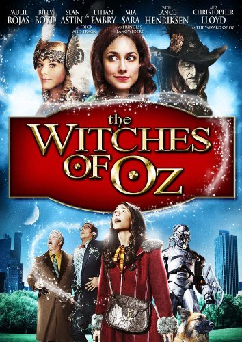 Witches Of Oz Rojas Boyd Astin DVD Nr
