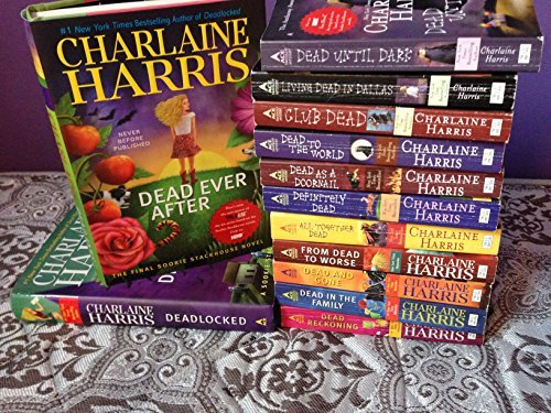 Charlaine Harris Deadlocked