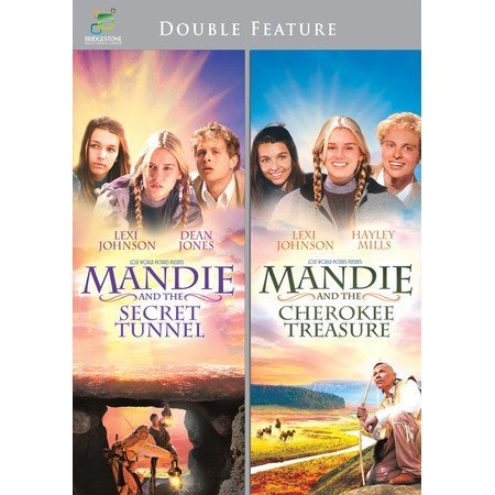 Mandie & The Secret Tunnel Mandie & The Cheroke Double Feature
