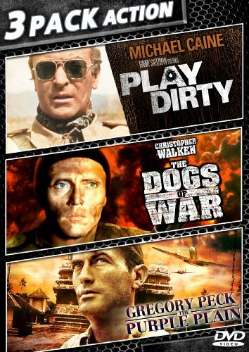 Play Dirty The Dogs Of War Purple Plain Triple Feature Nr