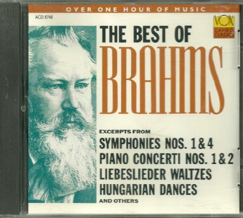 J. Brahms Best Of