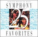 25 Symphony Favorites 25 Symphony Favorites Haydn Fachmaninoff Beethoven