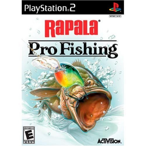 Ps2 Rapalas Pro Fishing