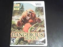 Wii Cabela's Dangerous Hunts '09