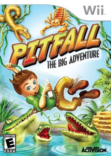 Wii Pitfall The Lost Expedition