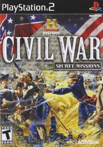 Ps2 History Channel Civil War Sec