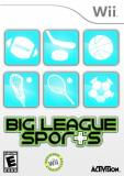 Wii Big League Sports