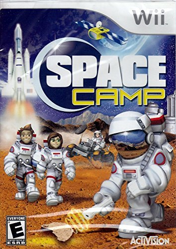 Wii Space Camp