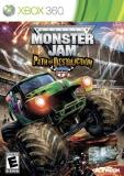 Xbox 360 Monster Jam 3 Path Of Destruction