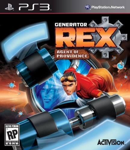 Ps3 Generator Rex Agent Of Provid