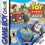Gameboy Color Toy Story Racer E