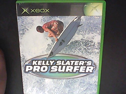 Xbox Kelly Slaters Pro Surfer